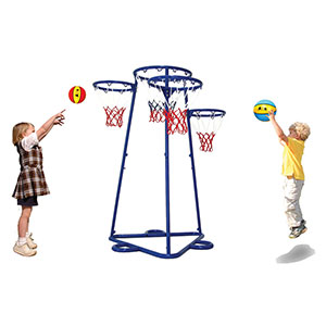 BASKETBALL AND NETBALL SHOT TRAINER