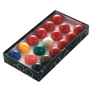 17 BALL SNOOKER 1 3/4''