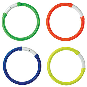 SWIMMING  DIVING RINGS