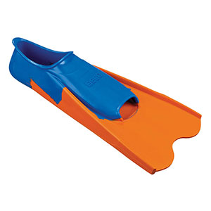 BECO SHORT RUBBER SWIMMING FINS