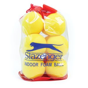 SLAZENGER INDOOR FOAM TENNIS BALL