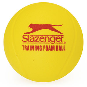 SLAZENGER TRAINING FOAM TENNIS BALL