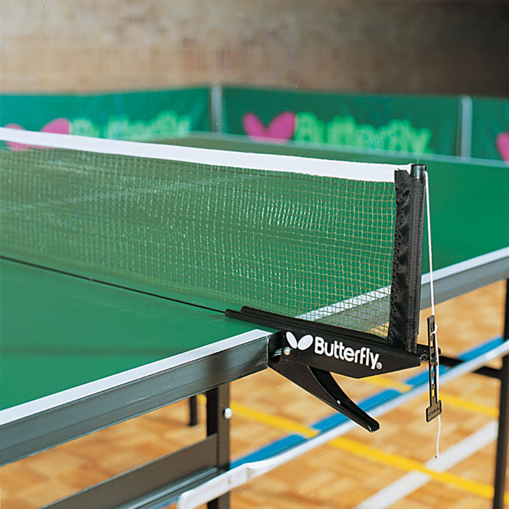 BUTTERFLY TABLE TENNIS NET AND POST SET