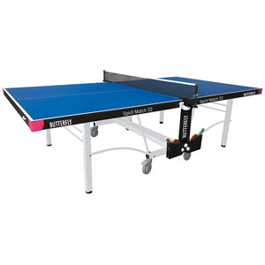 BUTTERFLY SPIRIT MATCH 22 INDOOR TABLE TENNIS TABLE