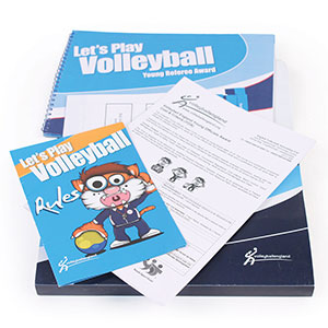 VOLLEYBALL ENGLAND YOUNG REFEREE AWARD