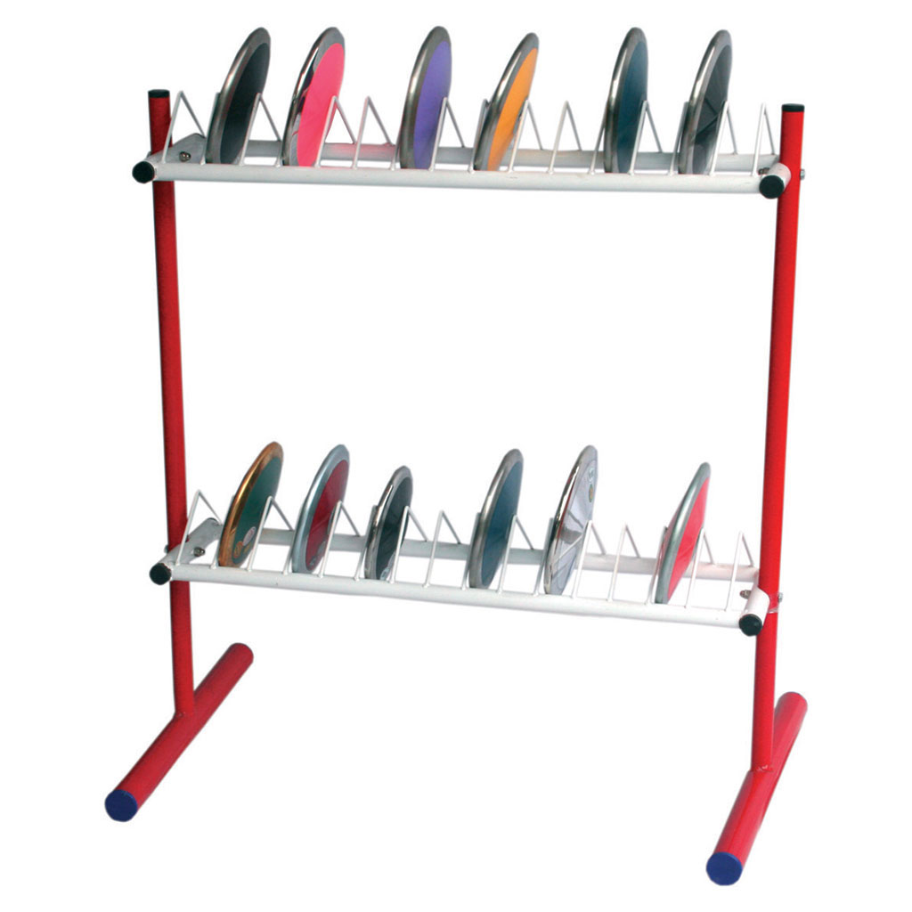 DISCUS STORAGE RACK