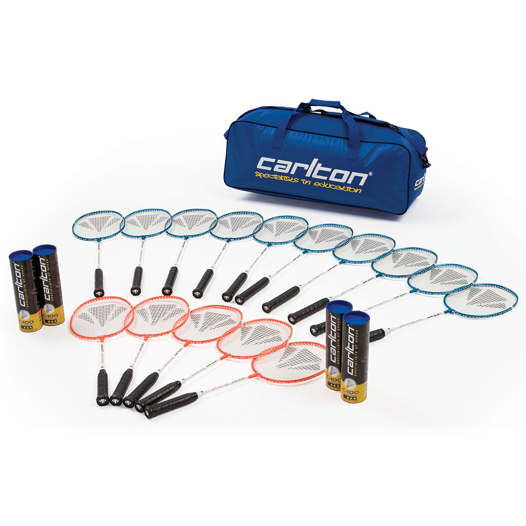 CARLTON BADMINTON PACK SECONDARY EDUCATION