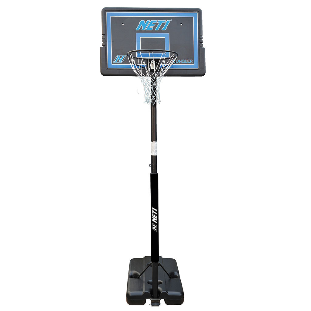 NET1 CONQUER PORTABLE BASKETBALL SYSTEM