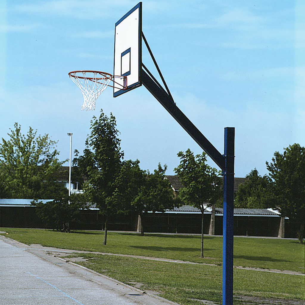 Cantilever Basketball Goal C W Bishopsport Co Uk