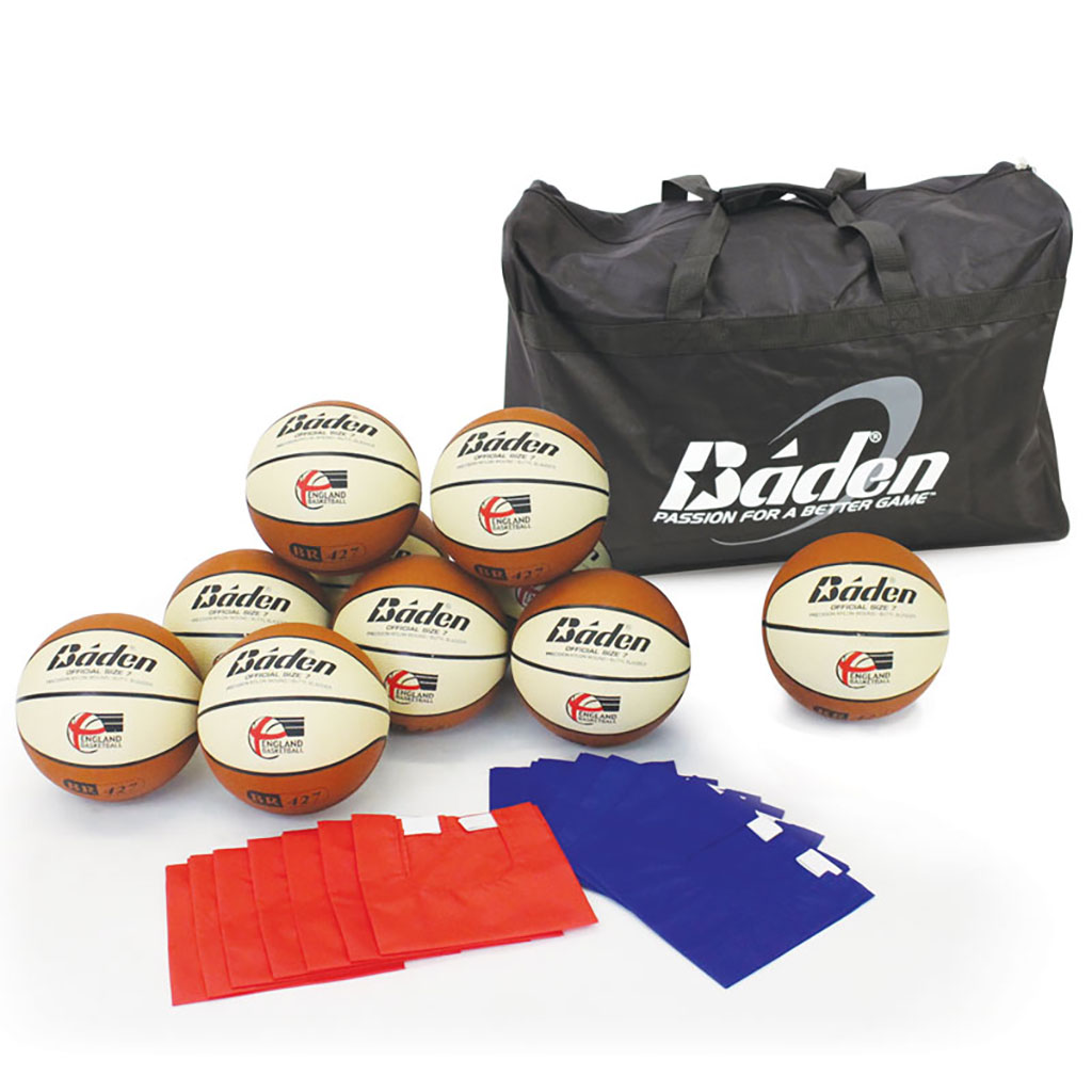 BADEN BASKETBALL COACHING KIT