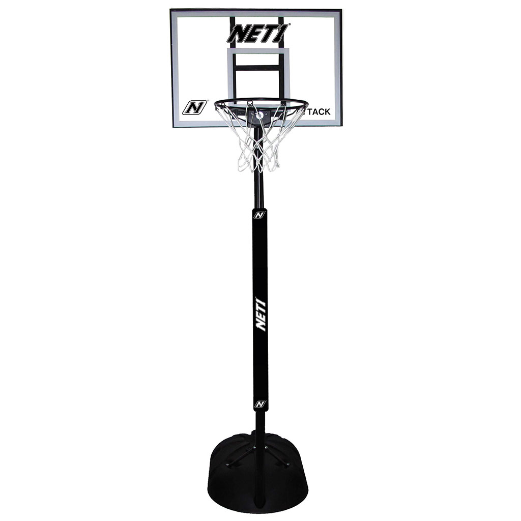 NET1 ATTACK PORTABLE BASKETBALL SYSTEM