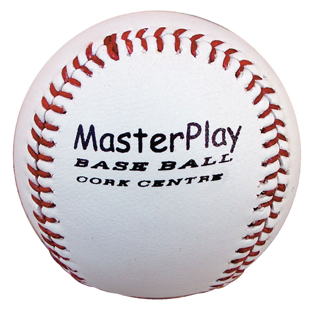 MASTERPLAY LEATHER BASEBALL