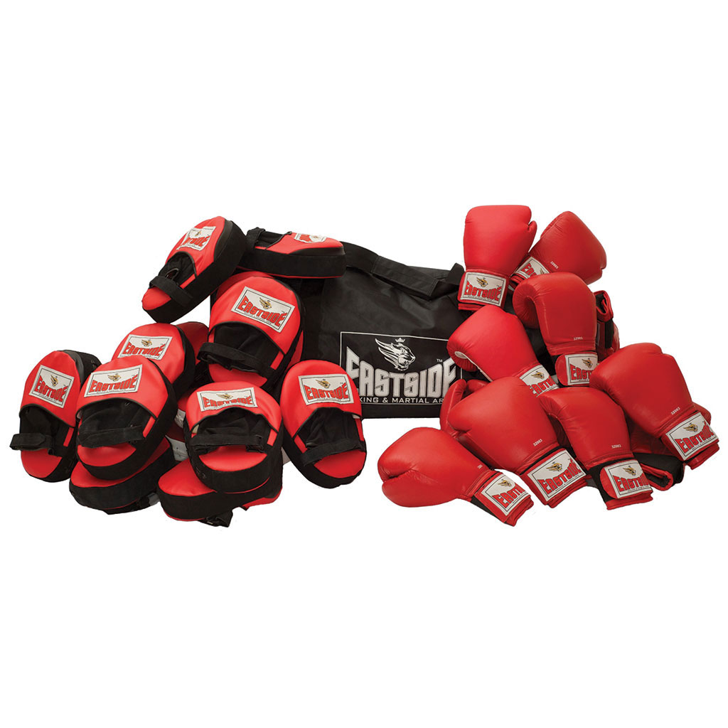 EASTSIDE BOXING ACTIVE GROUP SET