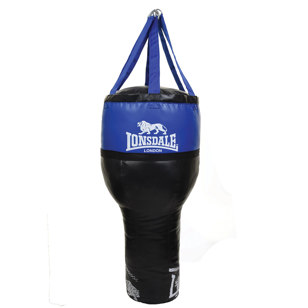LONSDALE ANGLE PU PUNCH BAG