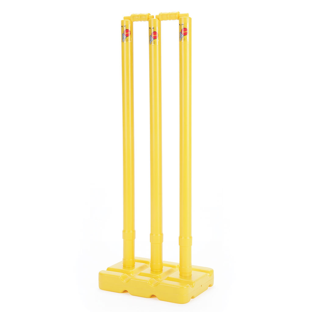 MASTERPLAY MIDI-CRICKET STUMP SET