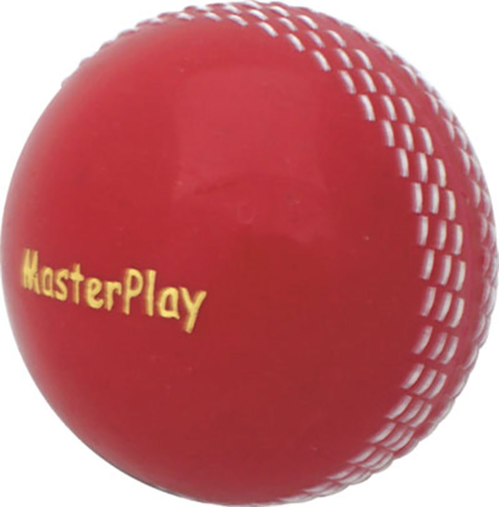 MASTERPLAY POLYSOFT CRICKET BALL