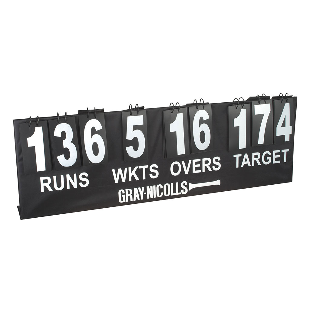 GRAY-NICOLLS PORTABLE CRICKET SCORBOARD