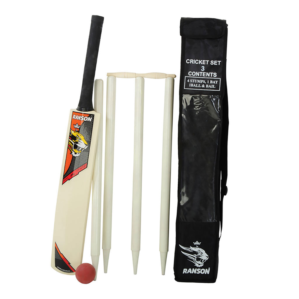 RANSON CRICKET PROMO CRICKET SET