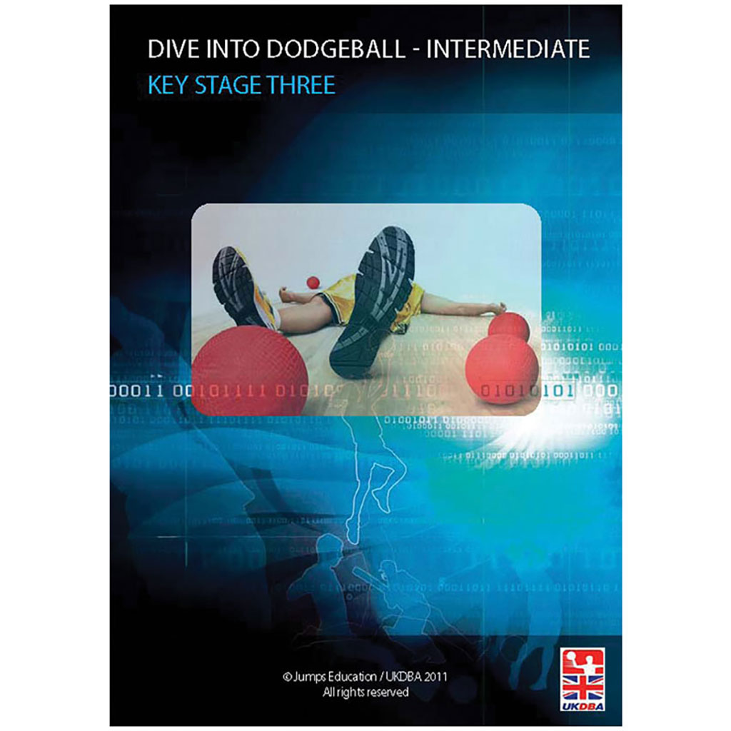 UKDBA DIVE INTO DODGEBBALL BOOKLET