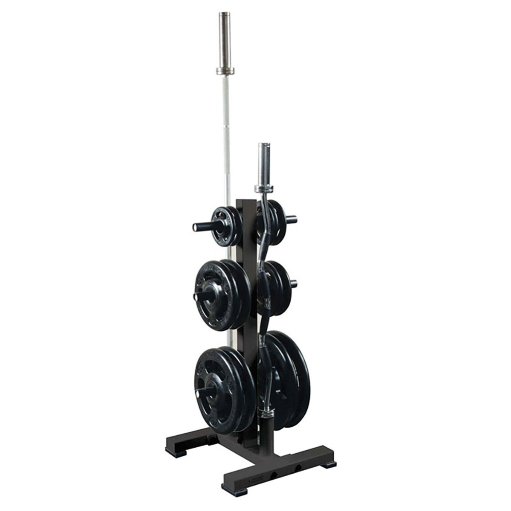 OLYMPIC DISC TREE RACK - 50MM (2'')