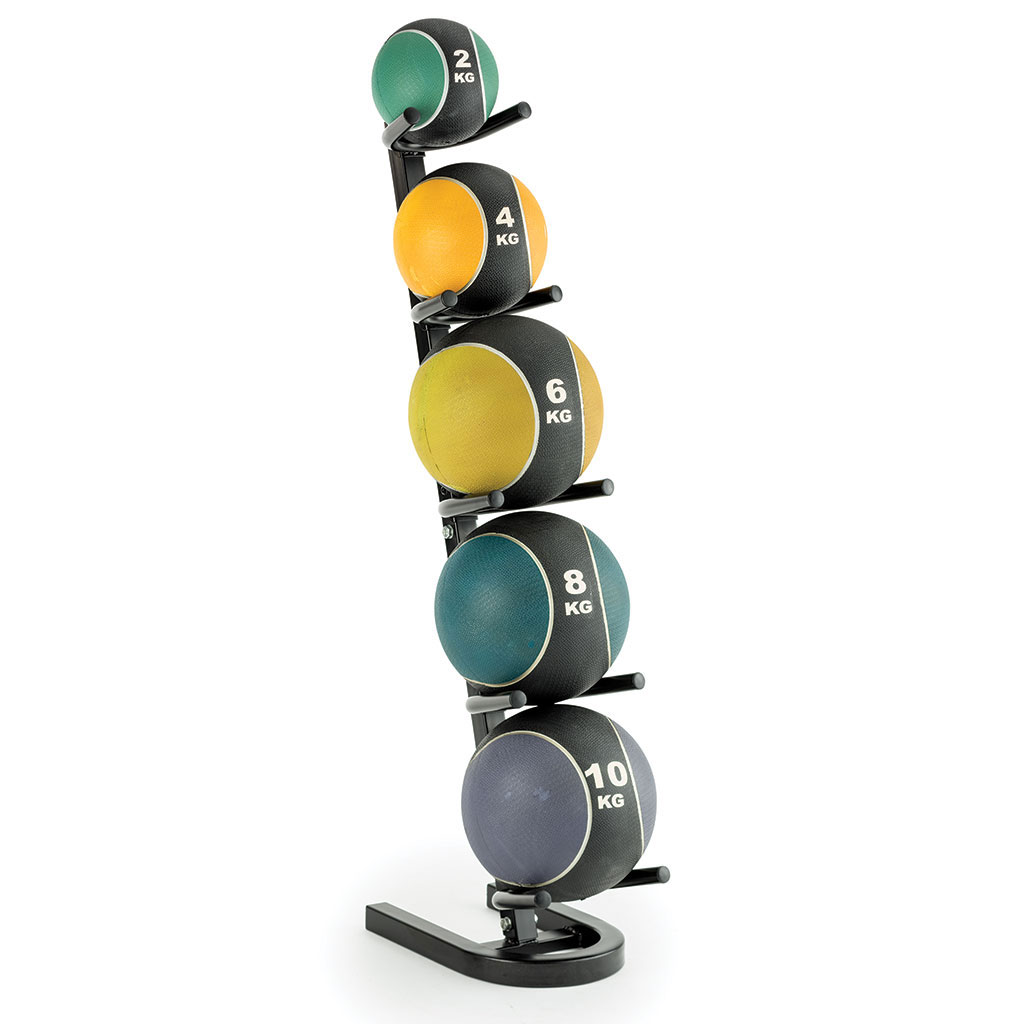 YORK VERTICAL MED BALL STAND