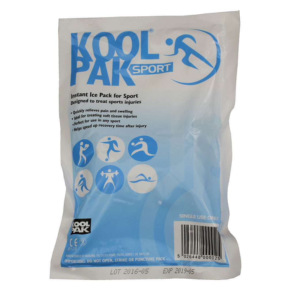 KOOLPAK SPORTS INSTANT ICE PACK