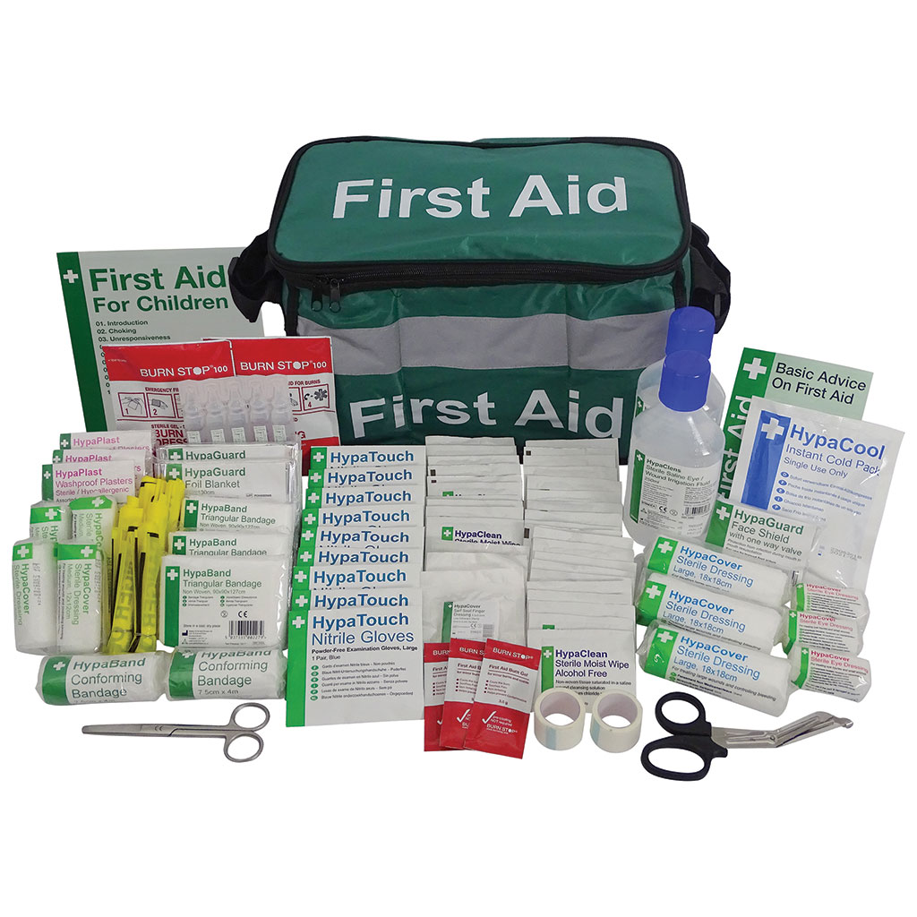 COMPREHENSIVE SPORTS FIRST AID KIT