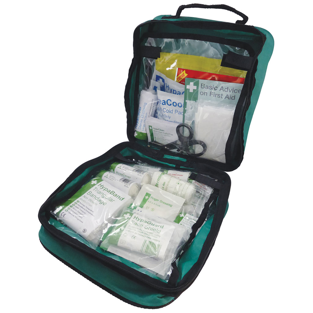 SECONDARY FIRST AID KIT