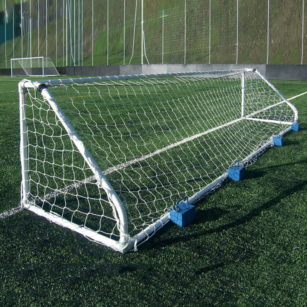 CLASSIC 5-A-SIDE FOOTBALL GOAL PAIR