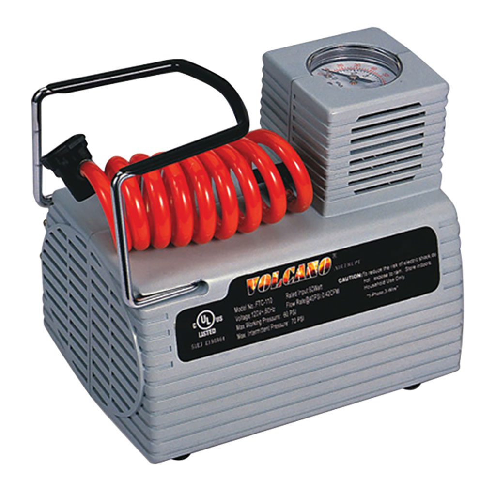 VOLCANO ELECTRIC COMPRESSOR