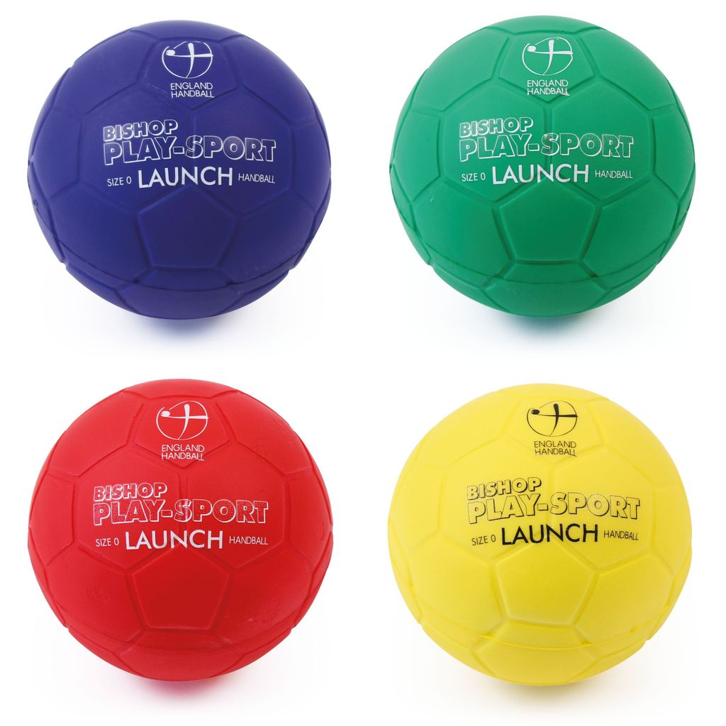ENGLAND HANDBALL 'LAUNCH' BALL