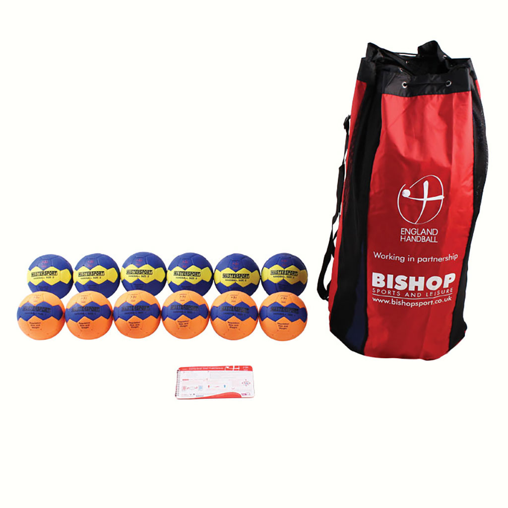 ENGLAND HANDBALL SKILL DEVELOPMENT KIT
