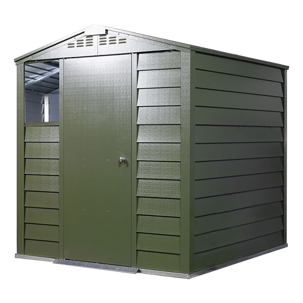 TITAN APEX ROOF SHED