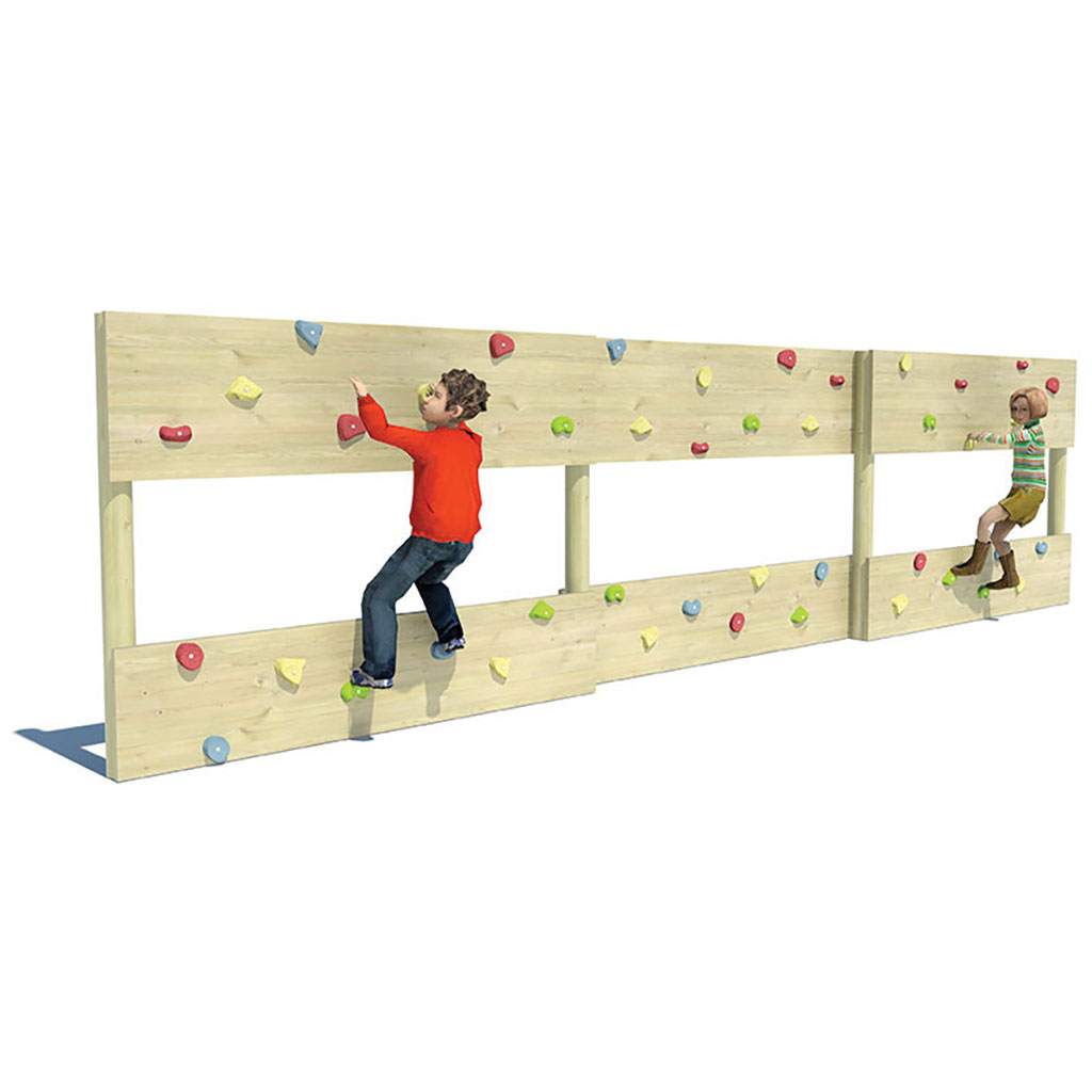 Playground Equipment Climbing Walls