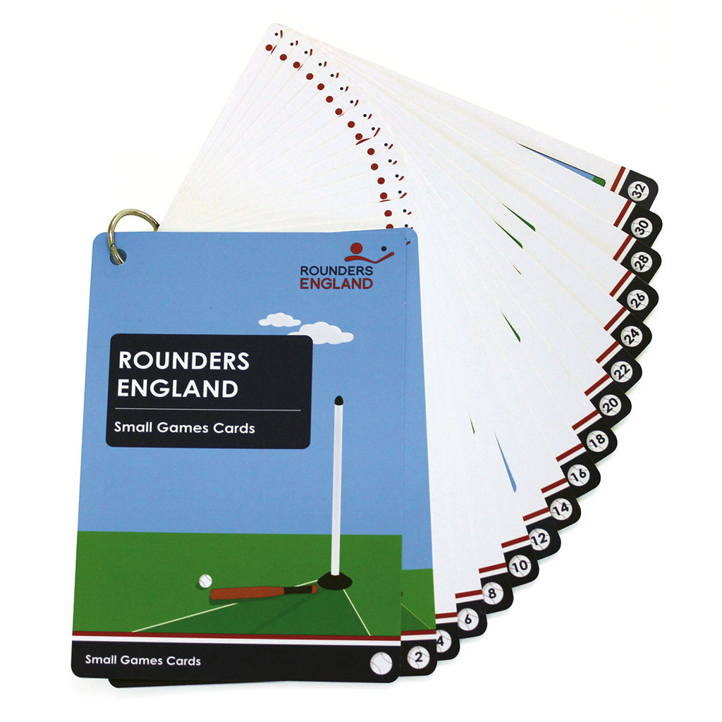ROUNDERS JUNIOR GAMES CARDS
