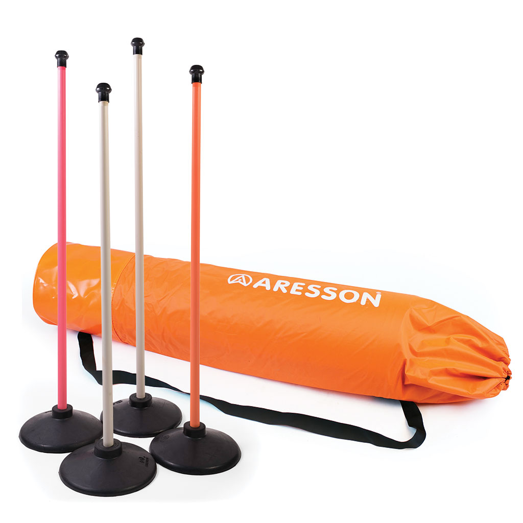 ARESSON PLASTIC ROUNDERS POSTS AND BASES