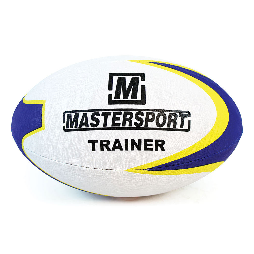 MASTERSPORT TRAINER RUGBY BALL