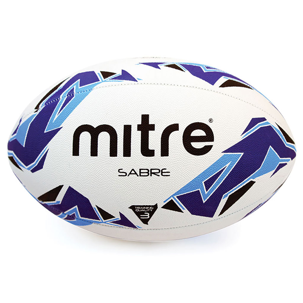 MITRE SABRE RUGBY BALL