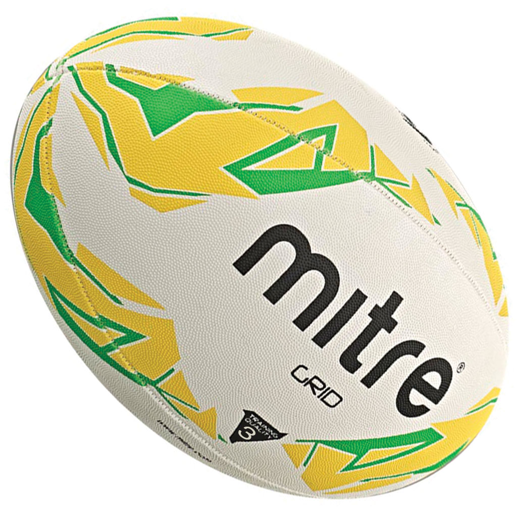 MITRE GRID RUGBY BALL