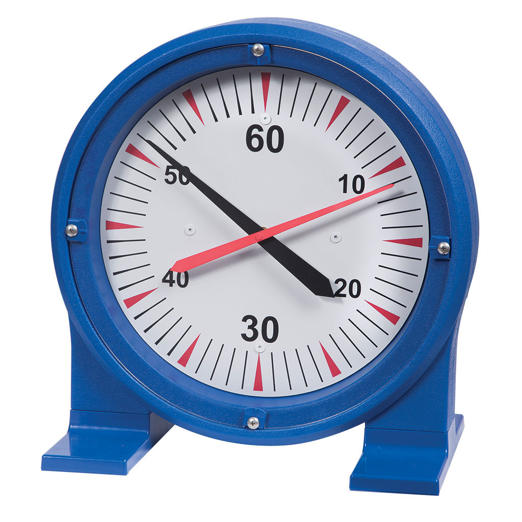 POOLSIDE PACE CLOCK