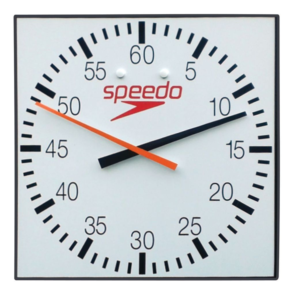 SPEEDO BATTERY PACE CLOCK