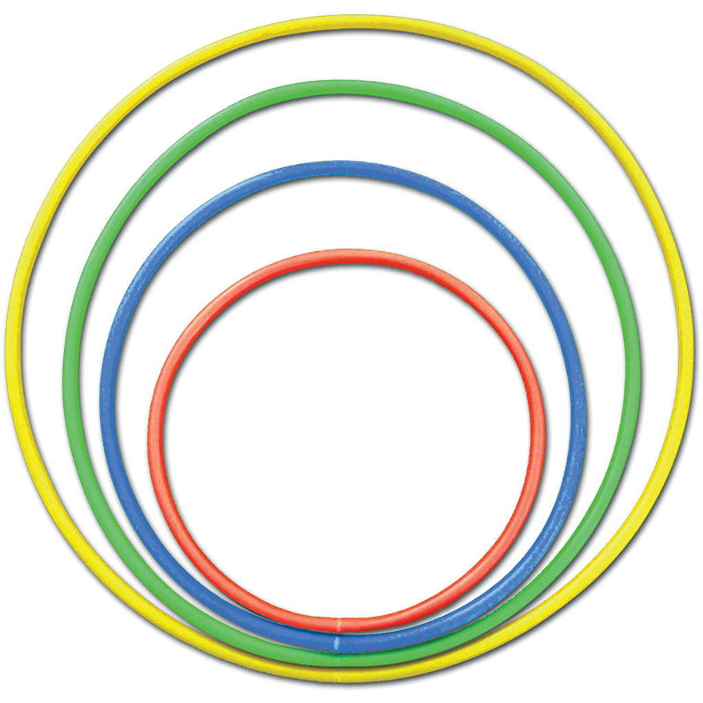 Active Play & Exercise Hoops