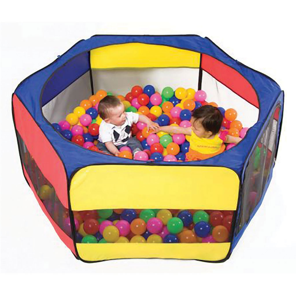 NYLON PLAY POOL
