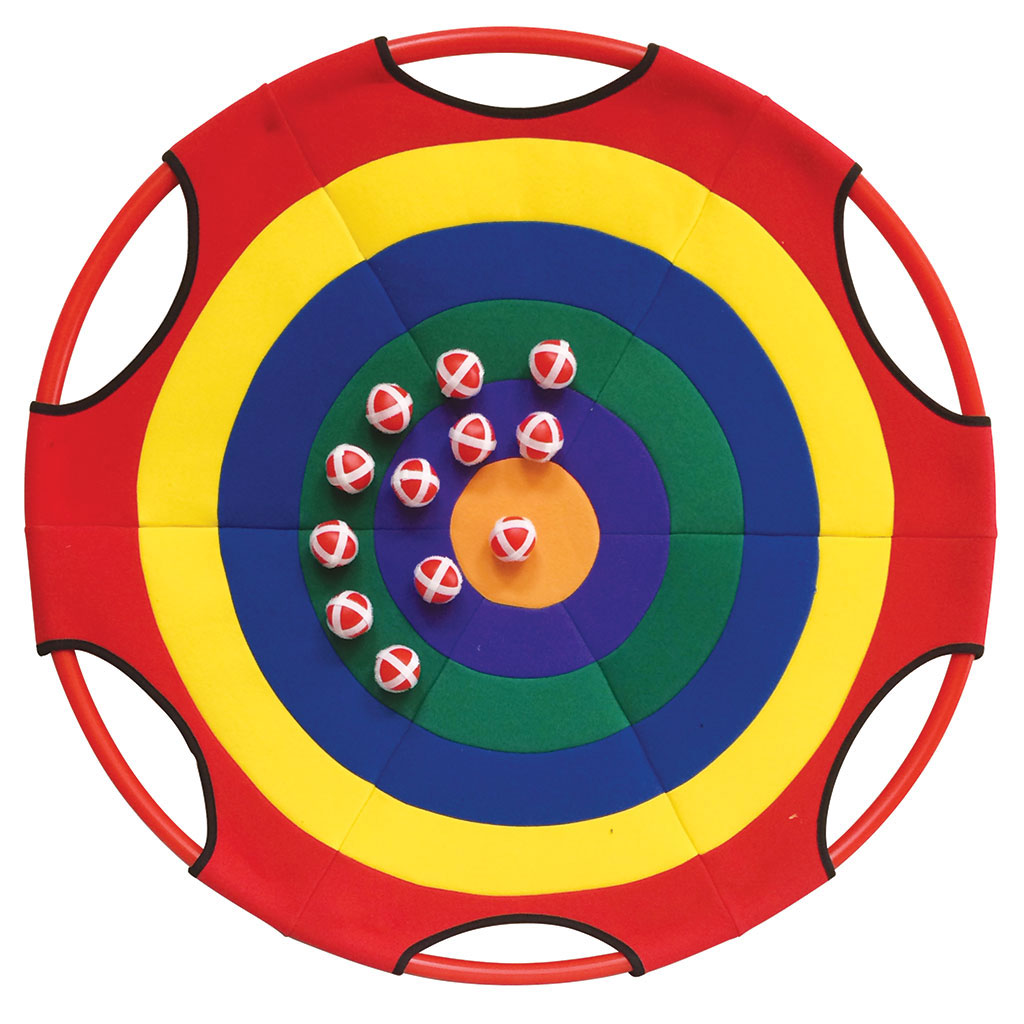 Active Play & Exercise Targets & Projectiles