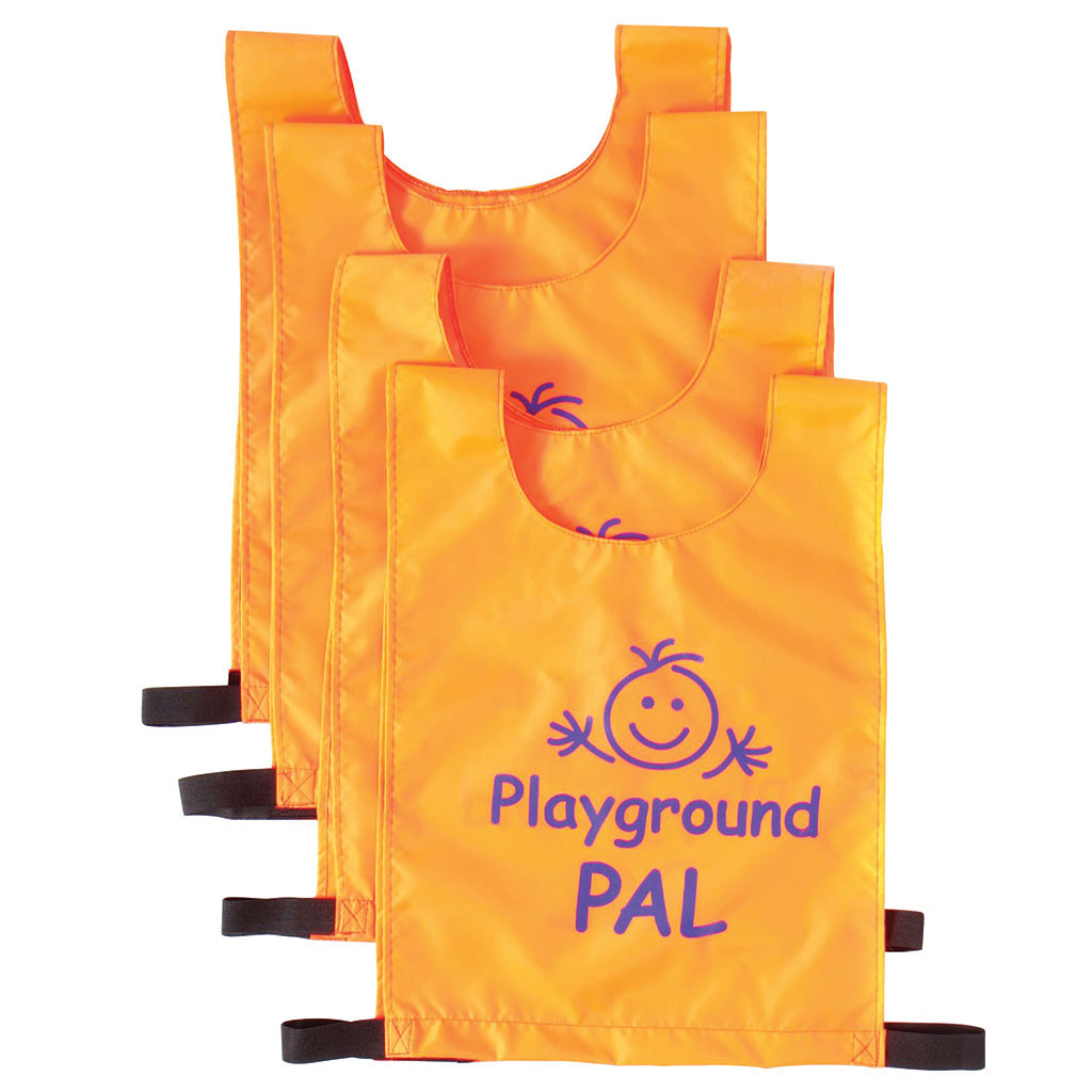 PLAYGROUND PAL TABARDS