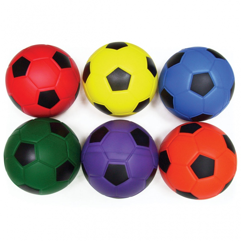 COATED FOAM PANELLED BALL