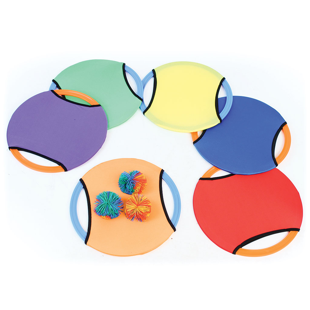 PADDLE RING AND BAND BALL SET