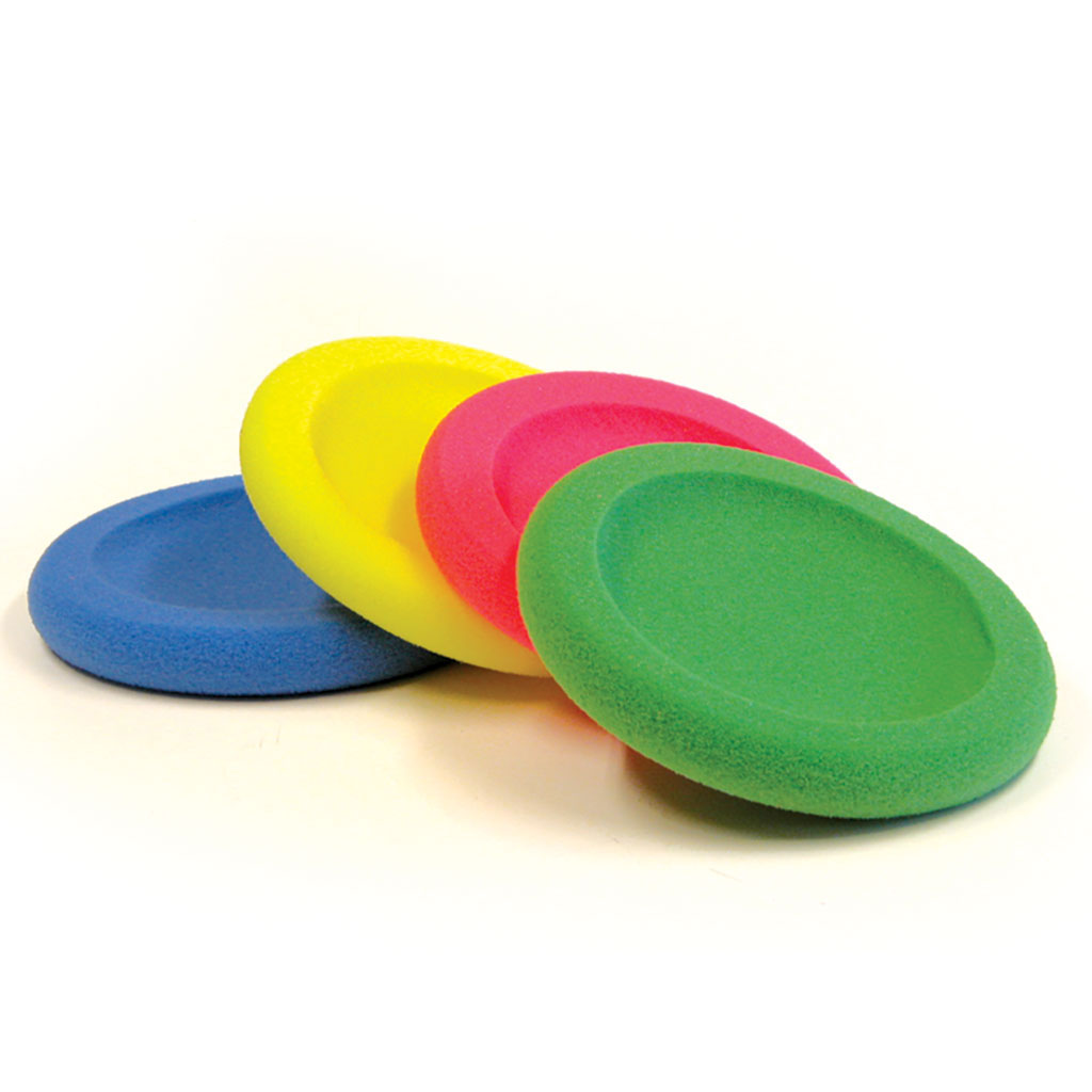 SOFT SPONGE FOAM FLYING DISC