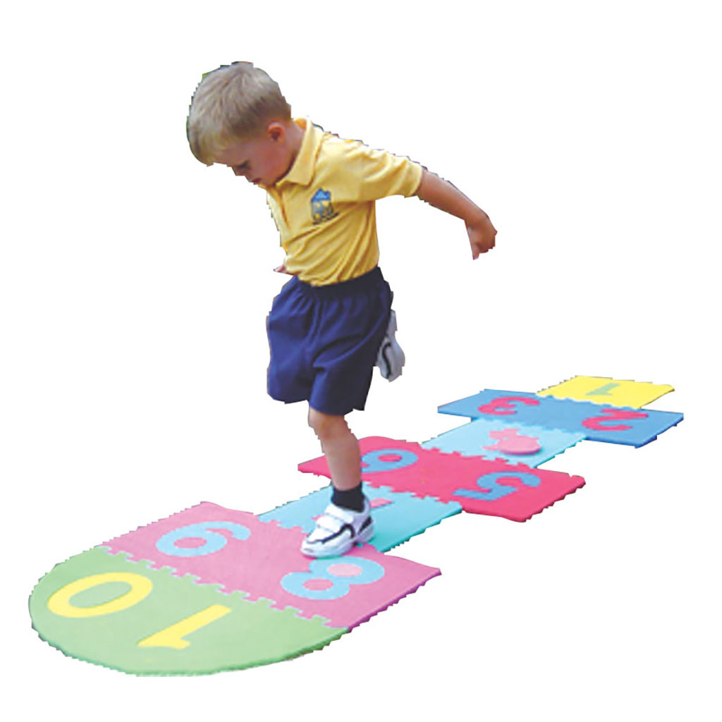 EVA FOAM HOPSCOTCH