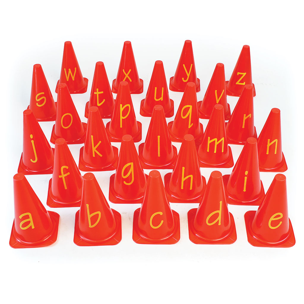 Active Play & Exercise Cones & Markers